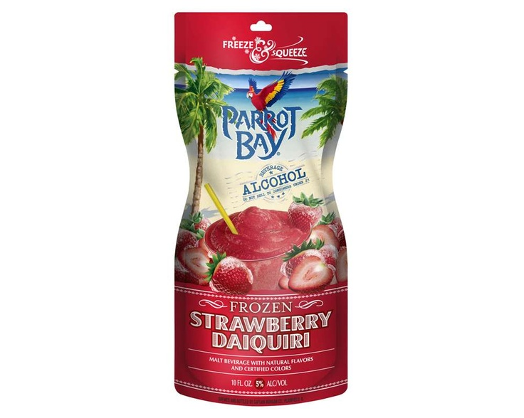 Parrot Bay Frozen Pouches: ADULT DRINK BOXES, oh yeah. The ...