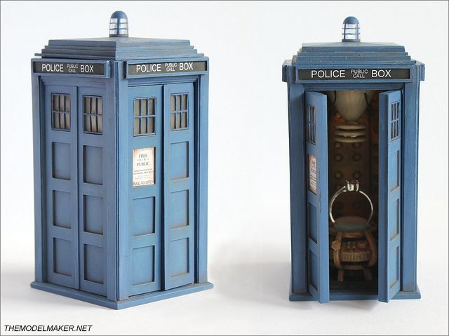the most PERFECT Doctor Who ringbox. It even lights up and has the console inside! I'd say yes in two heartbeats :)