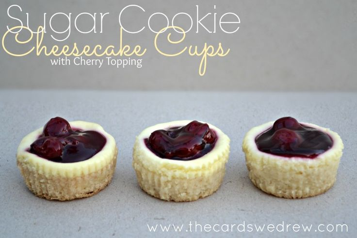 Last weekend, my mom and I decided to play around with an idea she tried out recently that actually turned out pretty tasty! Love cheesecake? Love sugar cookies? What about a cheesecake with sugar cookie crust?! These babies are tasty and easy to make! Meet the Sugar Cookie Cheesecake Cup! These little lovelies are simpleRead more