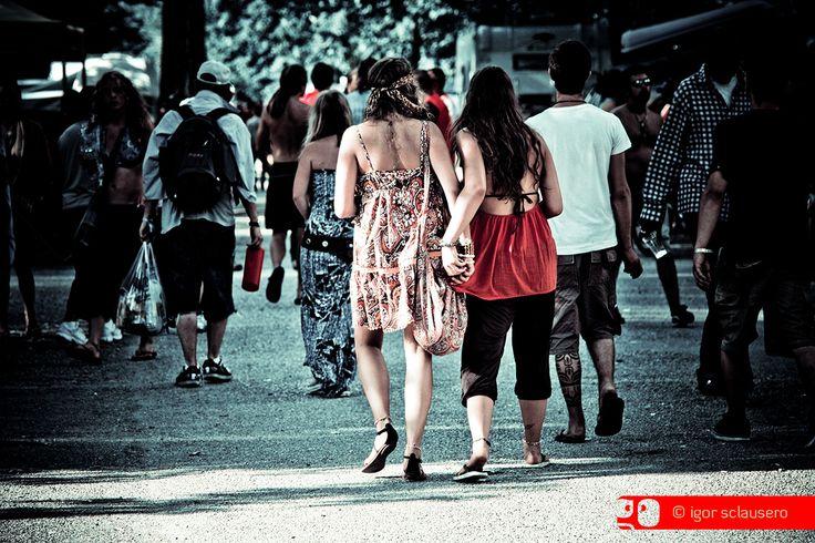 passage - Rototom Sunsplash European Reggae Festival  http://www.rototomsunsplash.com  © Igor Sclausero #rototom #sunsplash #reggae #festival @rototom