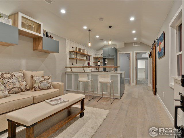 546 sq ft fort collins cottage for sale for the home small rh pinterest com