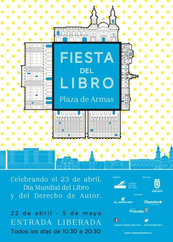 Santiago Fiesta del Libro 2013 design