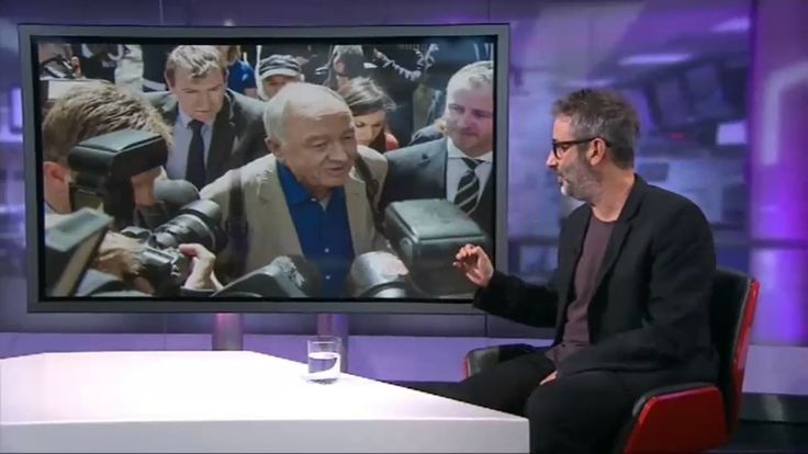 David Baddiel: Ken Livingstone may not believe he's an antisemite but he...
