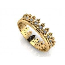Восковка кольцо 7049