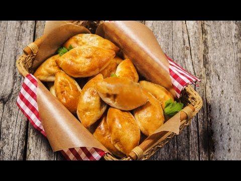 Очень вкусные домашние Пирожки с Капустой в духовке - Простые рецепты Овкусе.ру