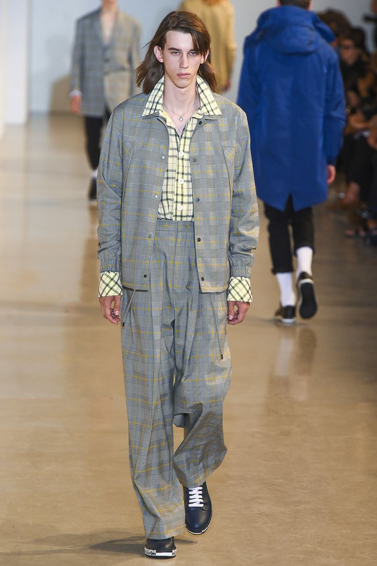 Wooyoungmi Spring 2018 Menswear Collection Photos - Vogue