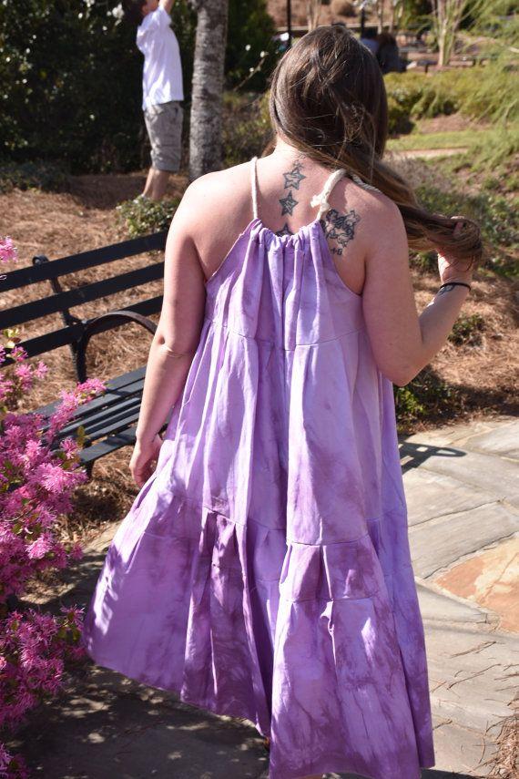 Festival DressSun DressBohemian DressGypsy  DressHippie by Linarain #gypsy #hippie #maternity #festival #boho