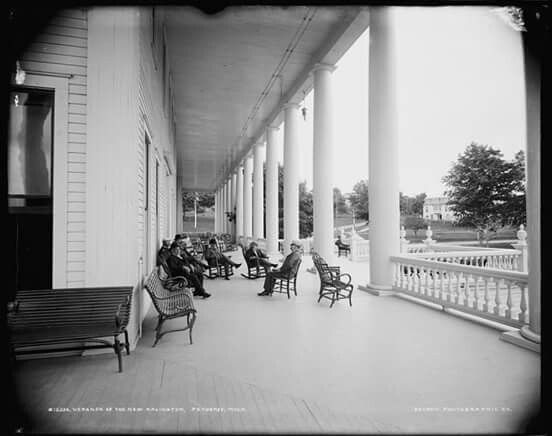 Petoskey, Michigan Arlington Hotel 1905