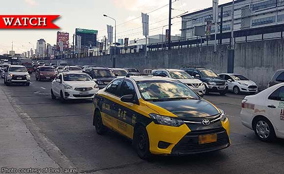 Dapat lang! Senator Grace Poe agrees automatic review of taxi fares every 2 years