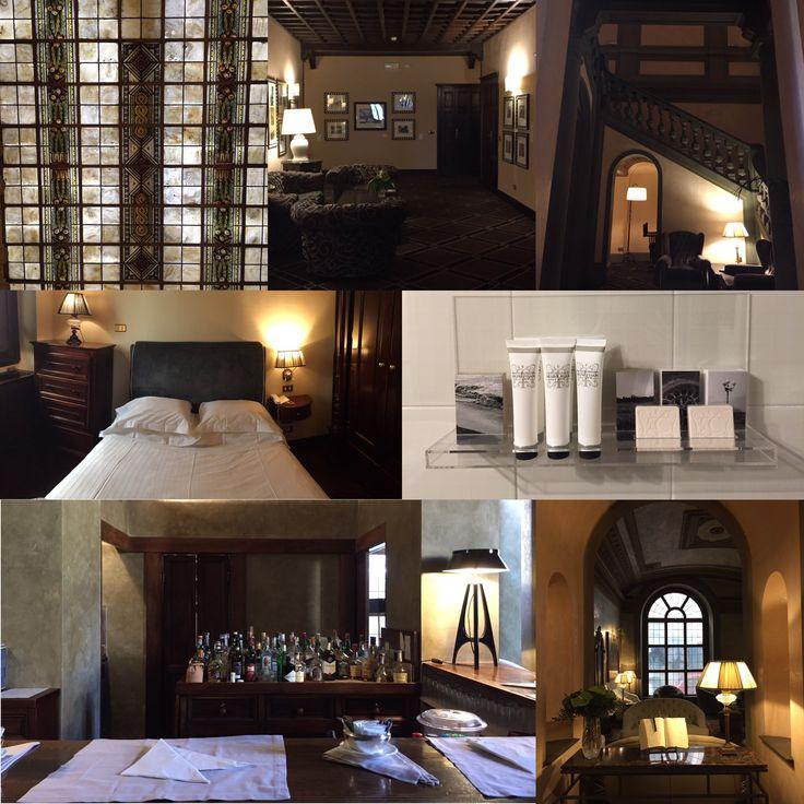 Grand Hotel Baglioni**** a Firenze : splendida dimora signorile trasformata in hotel nel 1903, conserva intatto tutto il suo charme. Ristorante con terrazza panoramica.