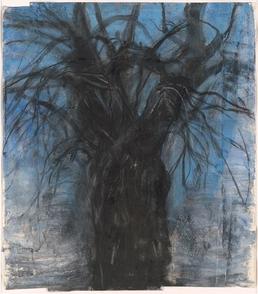 Jim Dine. A Tree that Shatters the Dancing. 1980