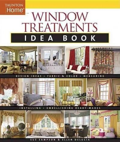 New Window Treatments Idea Book