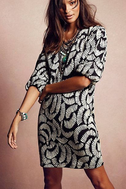 Windfall Shift #anthropologie