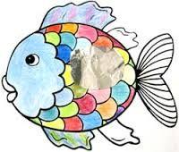 Afbeeldingsresultaat voor papieren vis