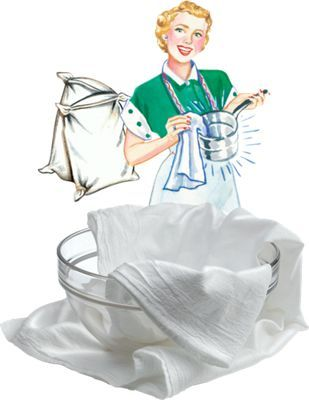 Cotton flour sack dish towels dry glassware lint-free. Use flour sack kitchen towels for everything from dusting to straining sauces.