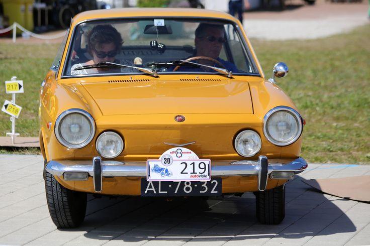 "ericsclassiccars: ""Fiat 850 Sport Coupé http://ericsclassiccars.tumblr.com/ """