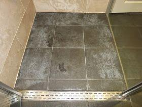 Kalk van zwarte tegels verwijderen - schoonmaak tips | Pinterest ...
