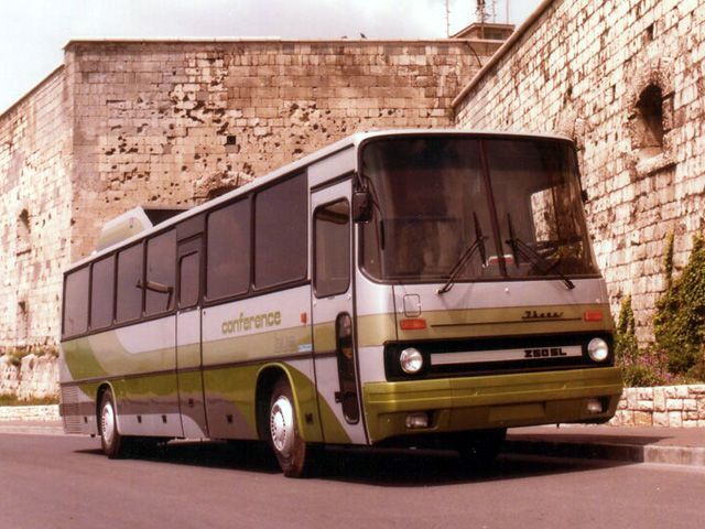Ikarus 250.60 Conference Bus '1975
