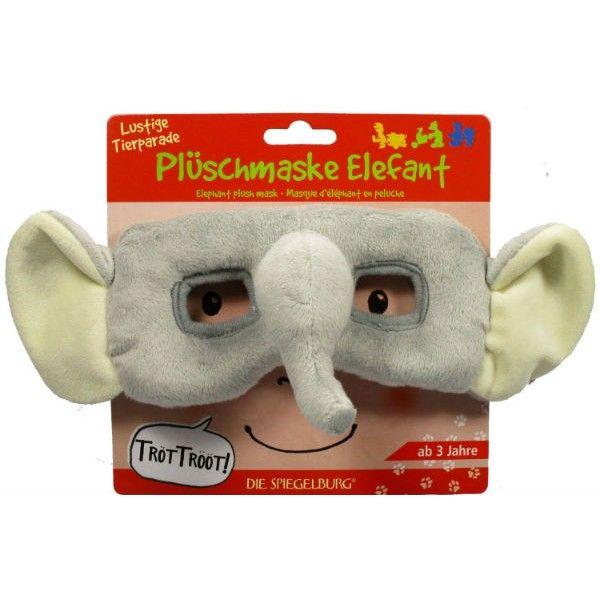 Λούτρινη Μάσκα Ελέφαντας | Το Ξύλινο Αλογάκι - παιχνίδια για παιδιά