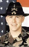 Army Capt. Andrew R. Houghton  Died August 9, 2004 Serving During Operation Iraqi Freedom  25, of Houston; assigned to the 1st Squadron, 4th Cavalry Regiment, 1st Infantry Division, Schweinfurt, Germany ; died Aug. 9 at Walter Reed Army Medical Center in Washington, D.C., of injuries sustained July 10 when a rocket-propelled grenade detonated near his vehicle in Dhuha, Iraq, near Samarra.