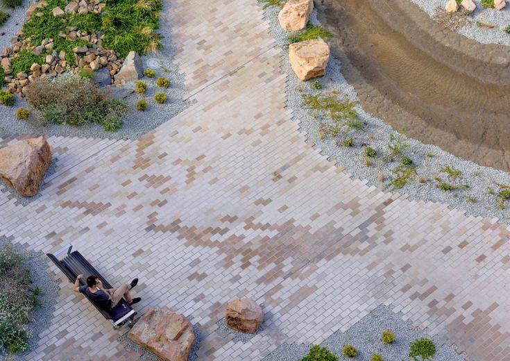 Earth Sciences Garden, Monash University by Rush Wright Associates « Landscape Architecture Works   Landezine