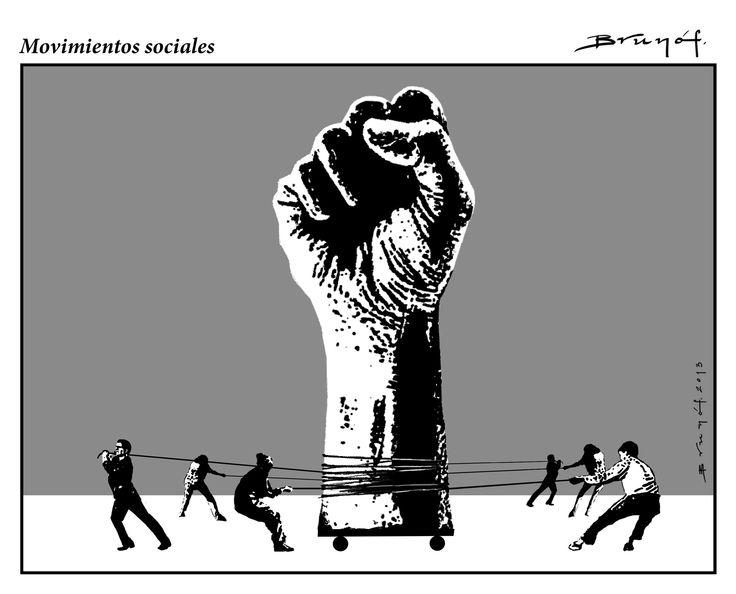 HUMANIDADES: LOS MOVIMIENTOS SOCIALES