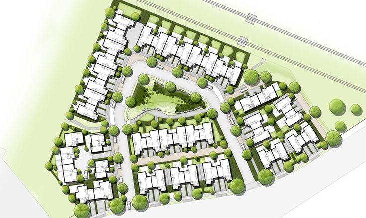 Vanguard Drive Housing Development