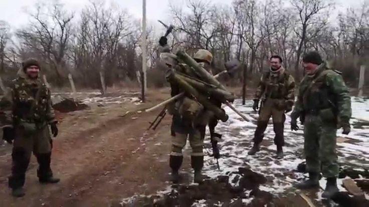 Донбасс. Терминатор в ополчении ДНР - Армейский юмор