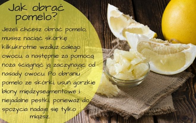 Jak obrać pomelo? #pomelo #fruit #food #sweet #health