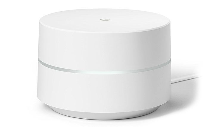 Google Wifi system (single Wifi point) - Router replacement for whole home coverage