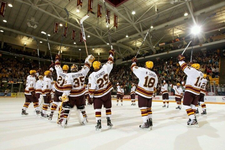 Gopher Hockey College Hockey Hockey Gopher