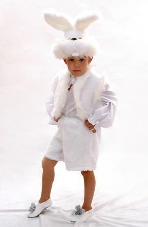 Детские костюм новый год схема