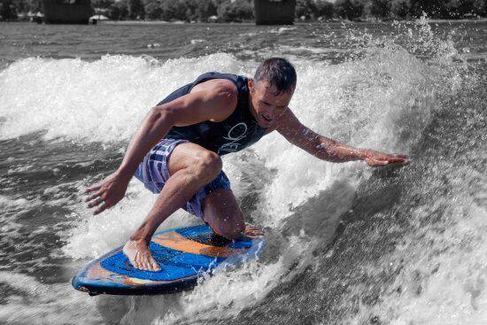 Wakesurfing, Wakesurf, Surfer, Phiinom