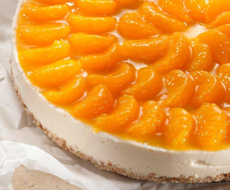 Low carb Rezepte: Mandarinenkuchen Low Carb