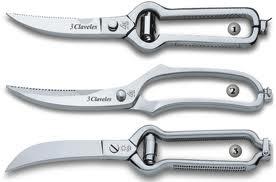 tres claveles scissors
