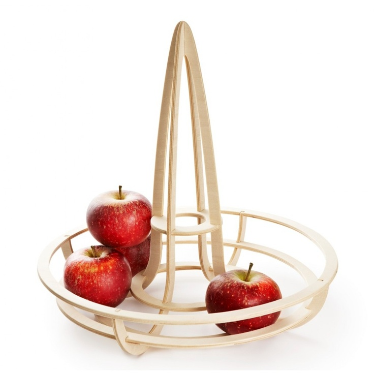 Corbeille Fruity Basket   design : Charlotte Arvidsson  editeur :Normann Copenhagen  20.00 123-design.com