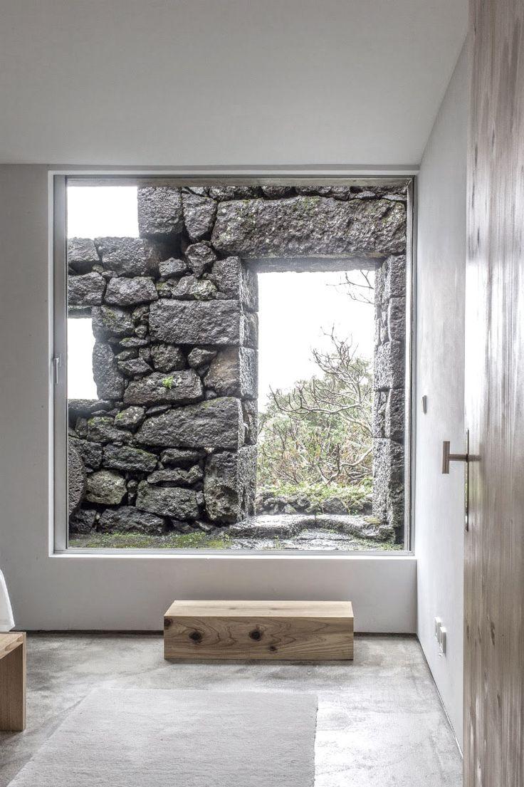 E C House On Pico Island Portugal Sami Arquitectos