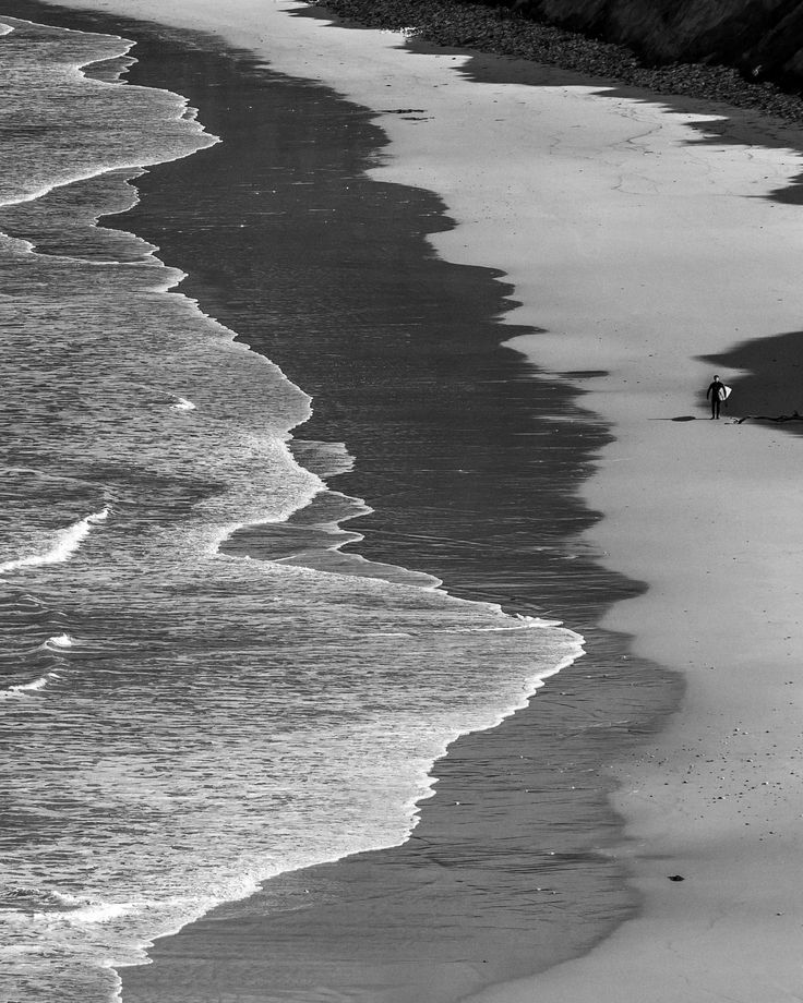 lonely surfer III by Miraks  on 500px