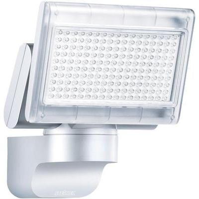 LED-Außenstrahler 14.8 W Neutral-Weiß Steinel XLED Home 1 029708 Silber