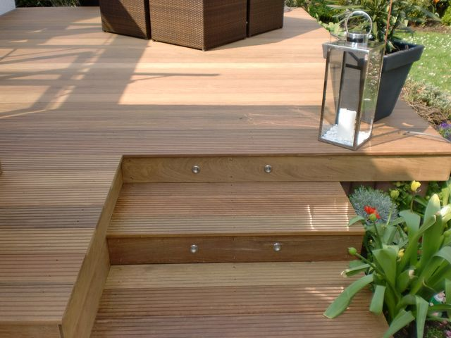 17 best images about terrasse on pinterest | roof terraces, Hause und Garten