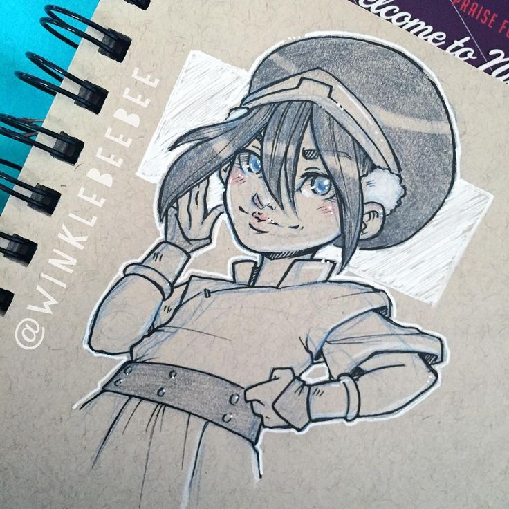 """September 19th #dailydrawing [Toph]. """"My name's Toph, 'cause it sounds like TOUGH."""" Welcome to day one of Avatar Theme Week! #art #artstagram #drawing #illustration #sketch #sketchbook #ink #toph #avatar #avatarthelastairbender #characterdesign #design #instaart #igdraws #creative_instaarts #sketch_daily #abeautifulmessapp"""