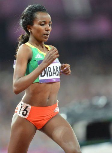 Tirunesh Dibaba Kenene #fitspo #reclaimingfitspo