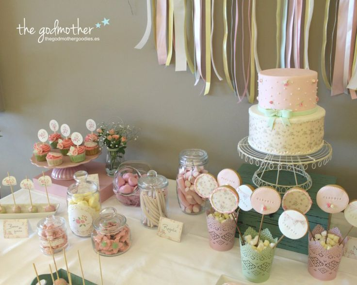17 best images about cukie cakes on pinterest mesas - Mesa shabby chic ...
