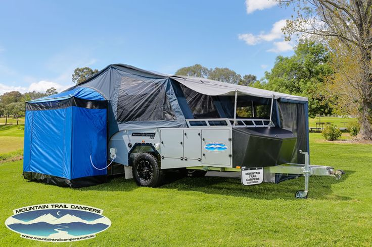 The EDX Hard Floor by Mountain Trail Campers