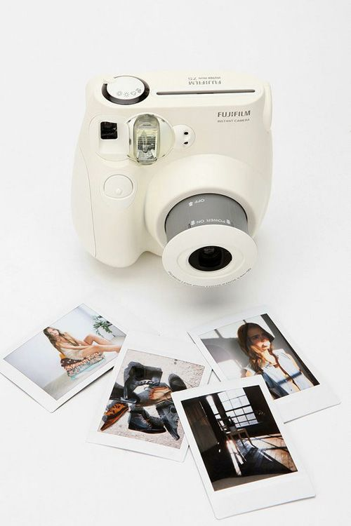 I must get one of these new Fuji Instax Mini Cameras for Christmas! Love it soo much!