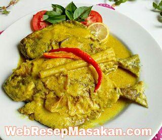 Resep Ikan Bawal Goreng Bumbu Kuning