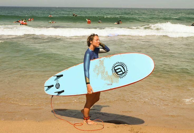 o'neill wetsuit surf San Sebastian