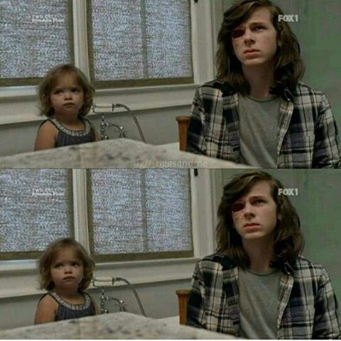"""The Walking Dead Season 7 Episode 8 'Hearts Still Beating' 