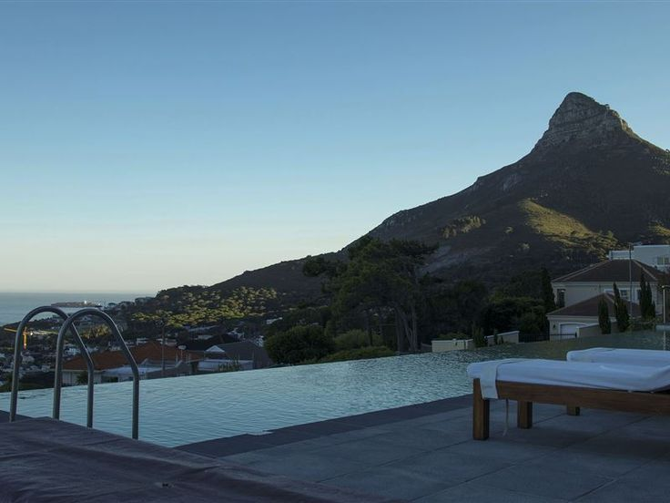 Apartment 107 @ The Crystal - This is a beautiful ground-floor apartment situated in The Crystal, a secure complex overlooking the ocean and Lion's Head.  The apartment consists of a double bedroom, one-and-a-half bathrooms, an open-plan ... #weekendgetaways #campsbay #southafrica
