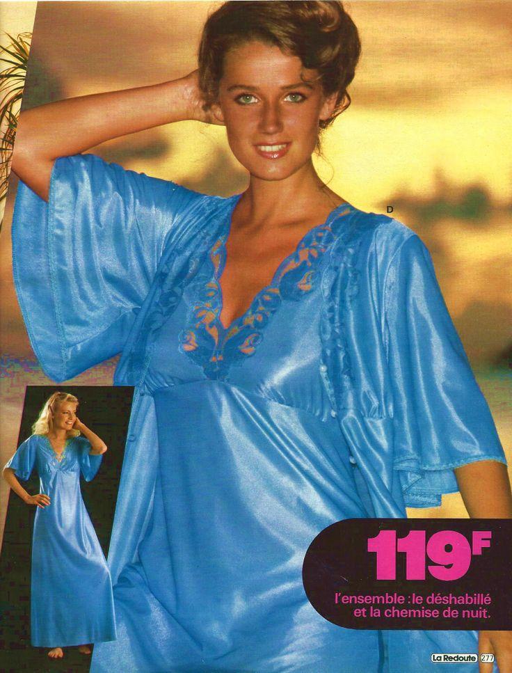 16 best femmes de reves images on pinterest spring summer belle de jour and night - Recevoir catalogue la redoute ...